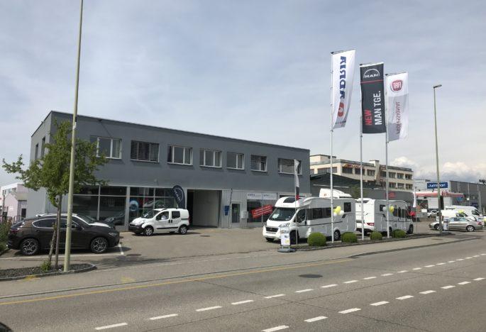 Neueröffnung Verkaufsstandort Pratteln, Hohenrainstrasse 5
