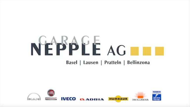 Garage Nepple AG - Ihr Partner für Nutzfahrzeuge und Wohnmobile in der Region