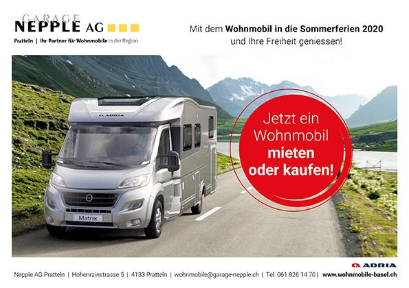 Wohnmobil-Miete