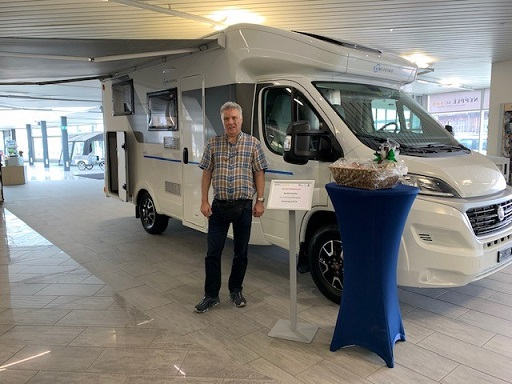 Ablieferung SunLiving S 65 SL